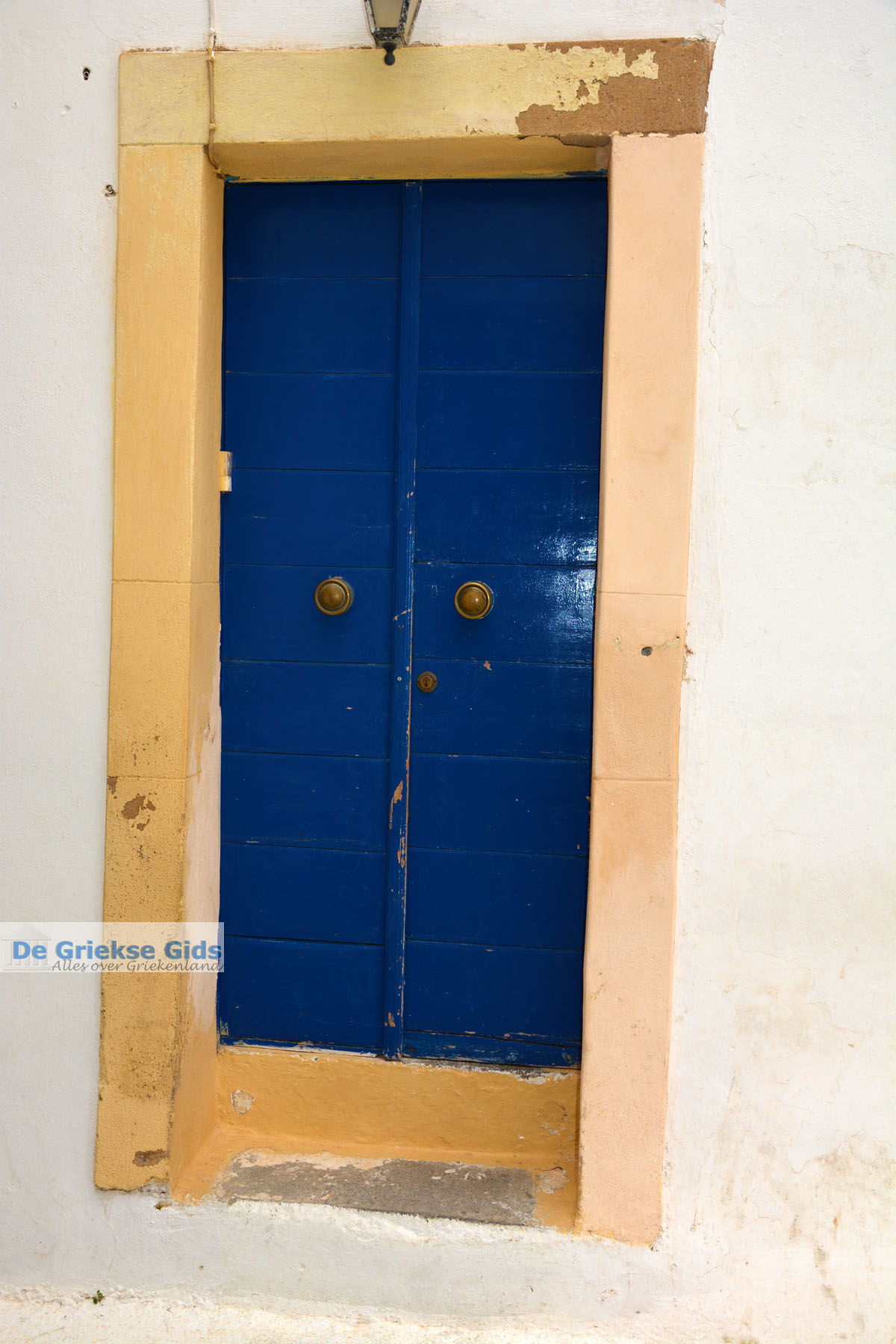 foto Kythira stad (Chora)   Griekenland   De Griekse Gids 129