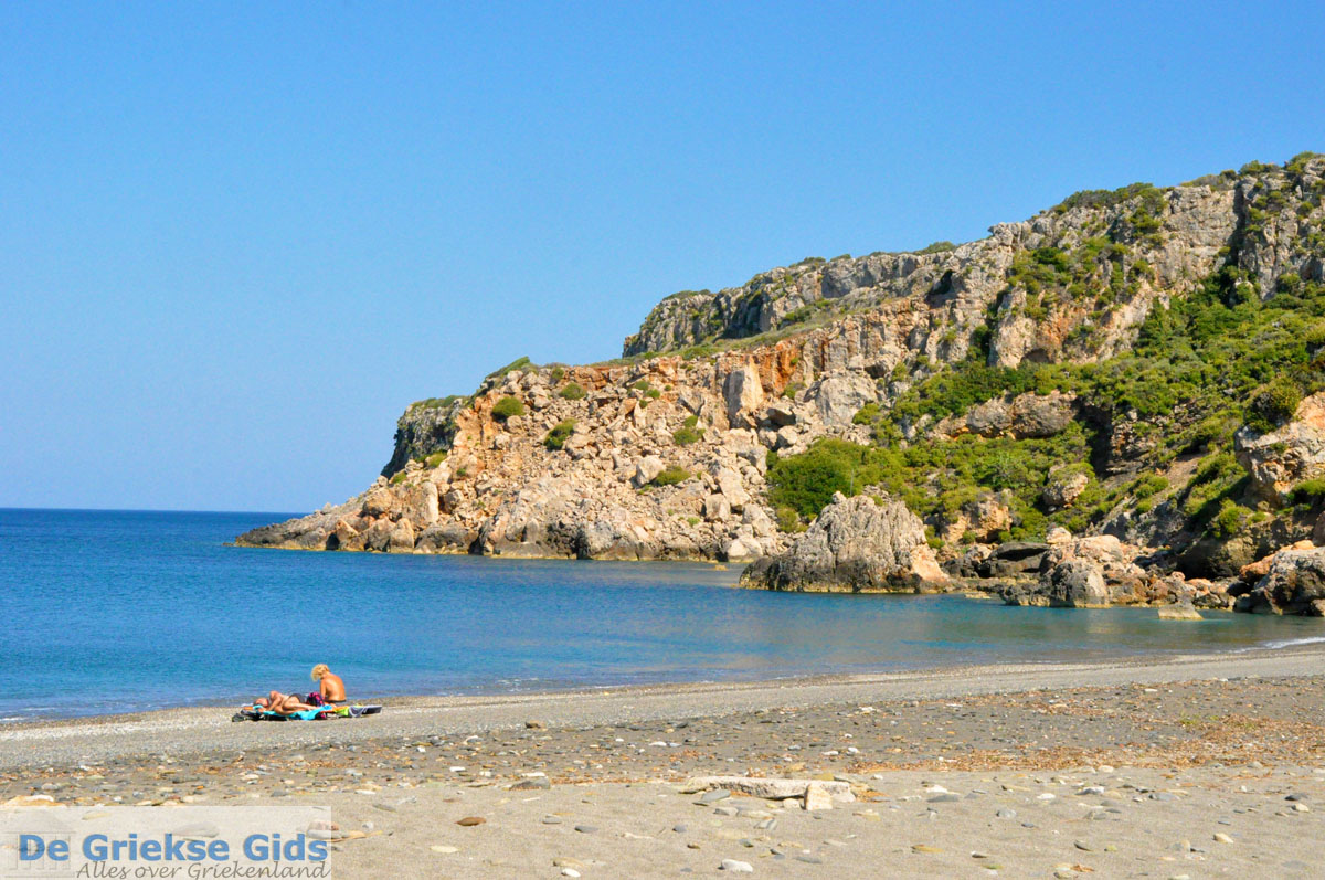 foto Platia Ammos Kythira | Griekenland | De Griekse Gids foto 1