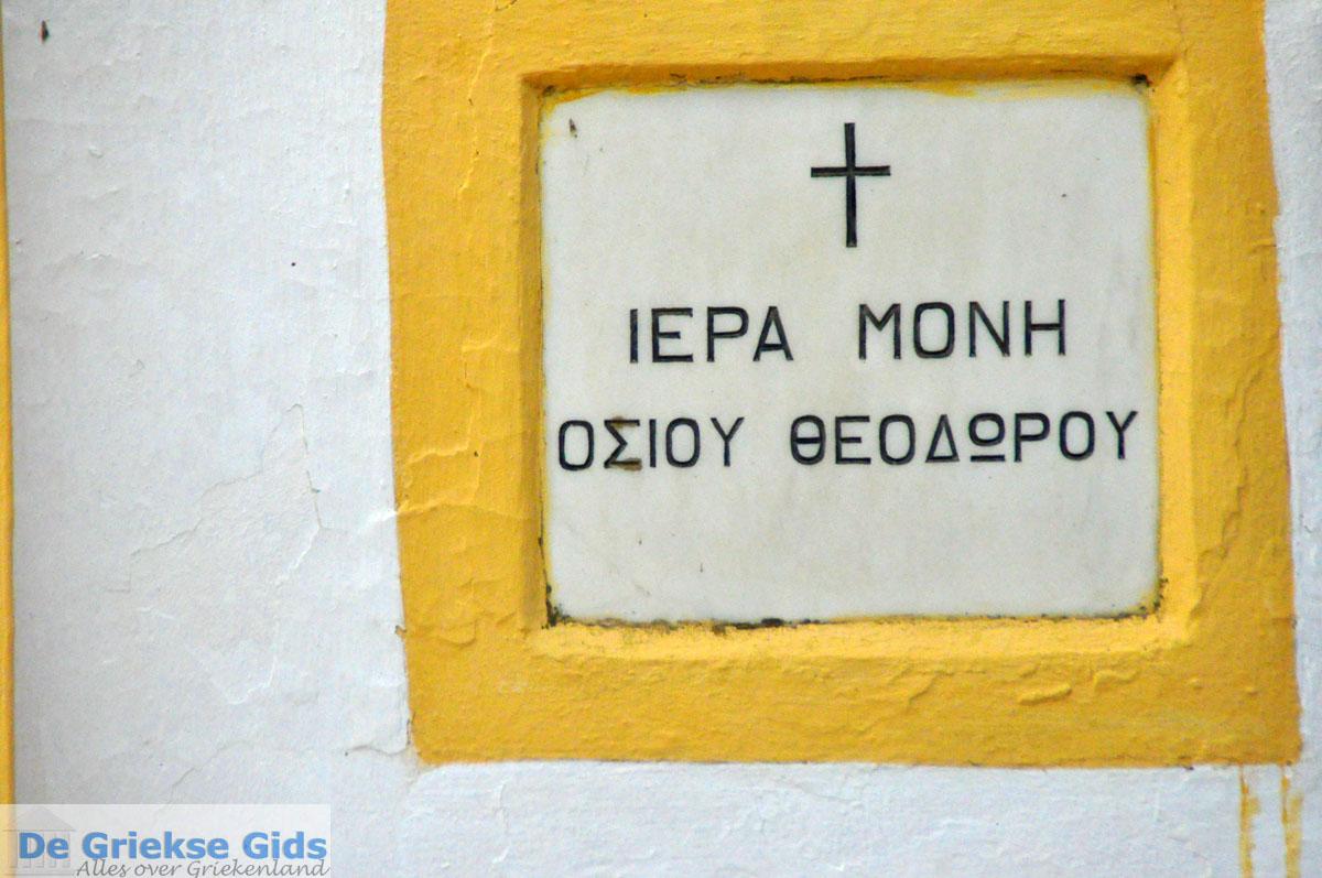 foto Klooster Osios Theodoros Potamos Kythira | Griekenland foto 2