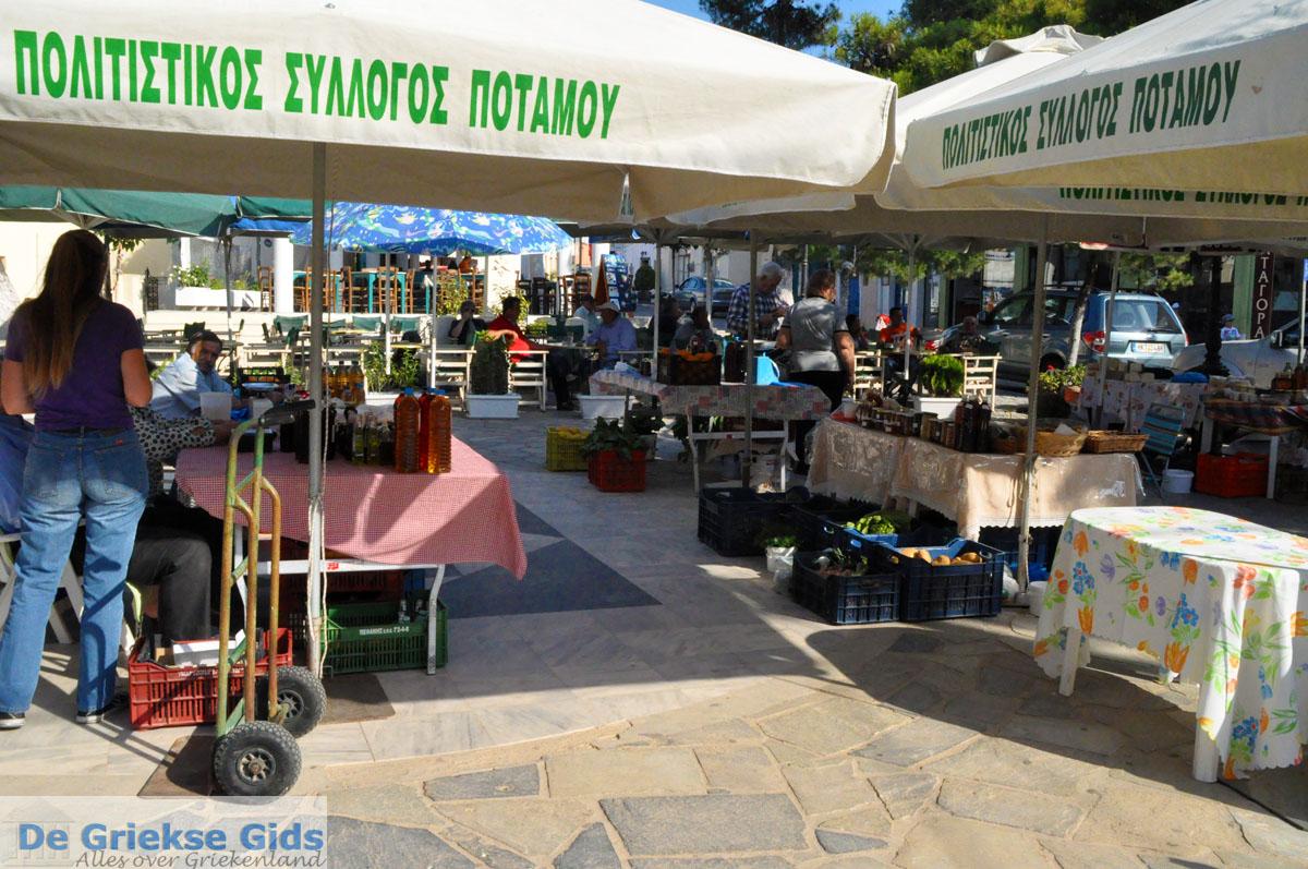 foto Markt Potamos Kythira   Griekenland 6