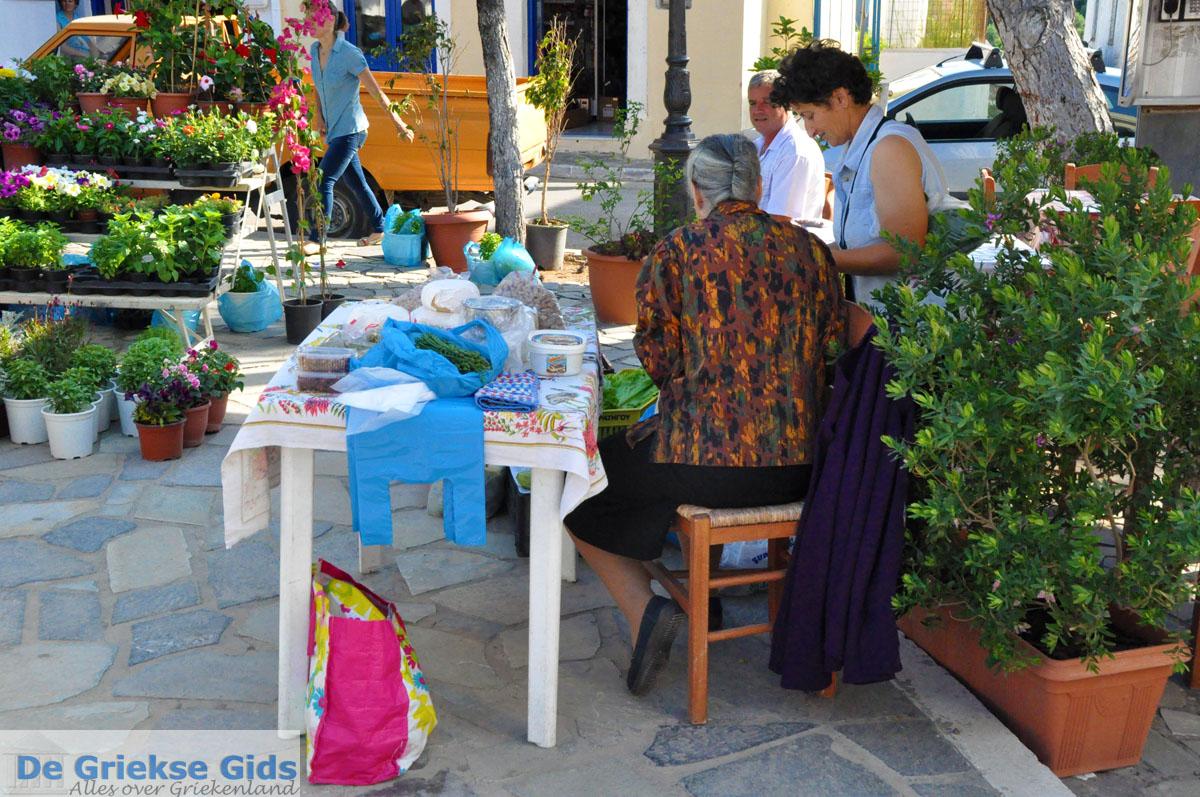 foto Markt Potamos Kythira   Griekenland 16