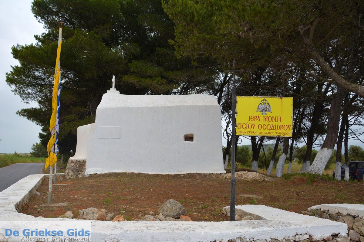 foto Klooster Osios Theodoros Potamos Kythira   Griekenland foto 25