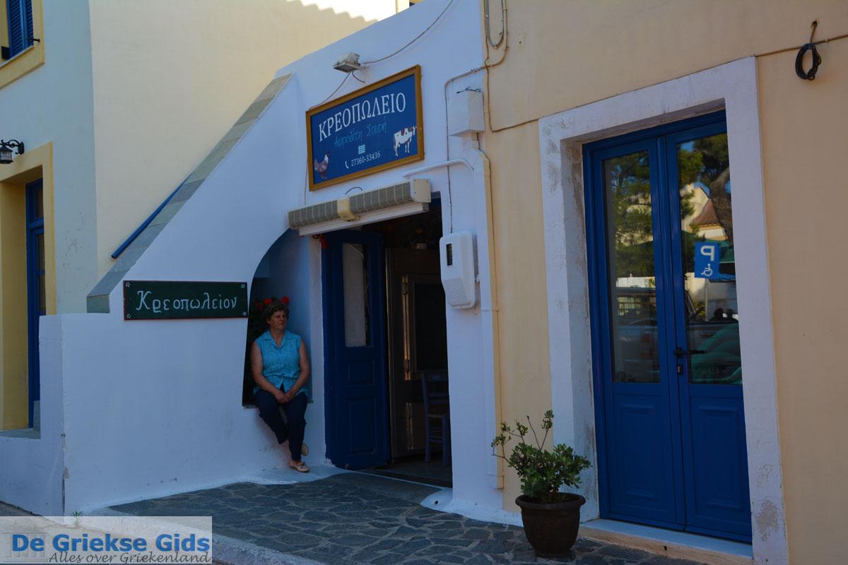 foto Markt Potamos Kythira   Griekenland 23