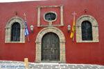 Klooster Osios Theodoros Potamos Kythira | Griekenland foto 17 - Foto van De Griekse Gids