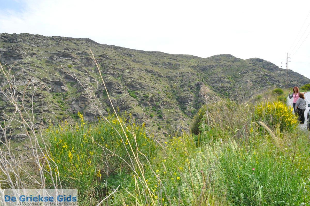 foto Op weg naar het klooster Panachrantou   Eiland Andros   De Griekse Gids 004