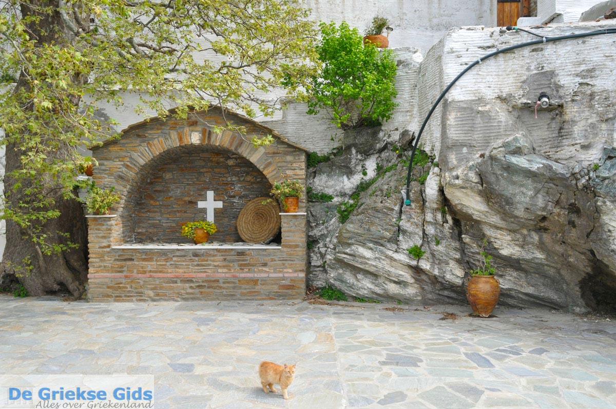 foto Panachrantou Klooster   Eiland Andros   De Griekse Gids   Foto 19