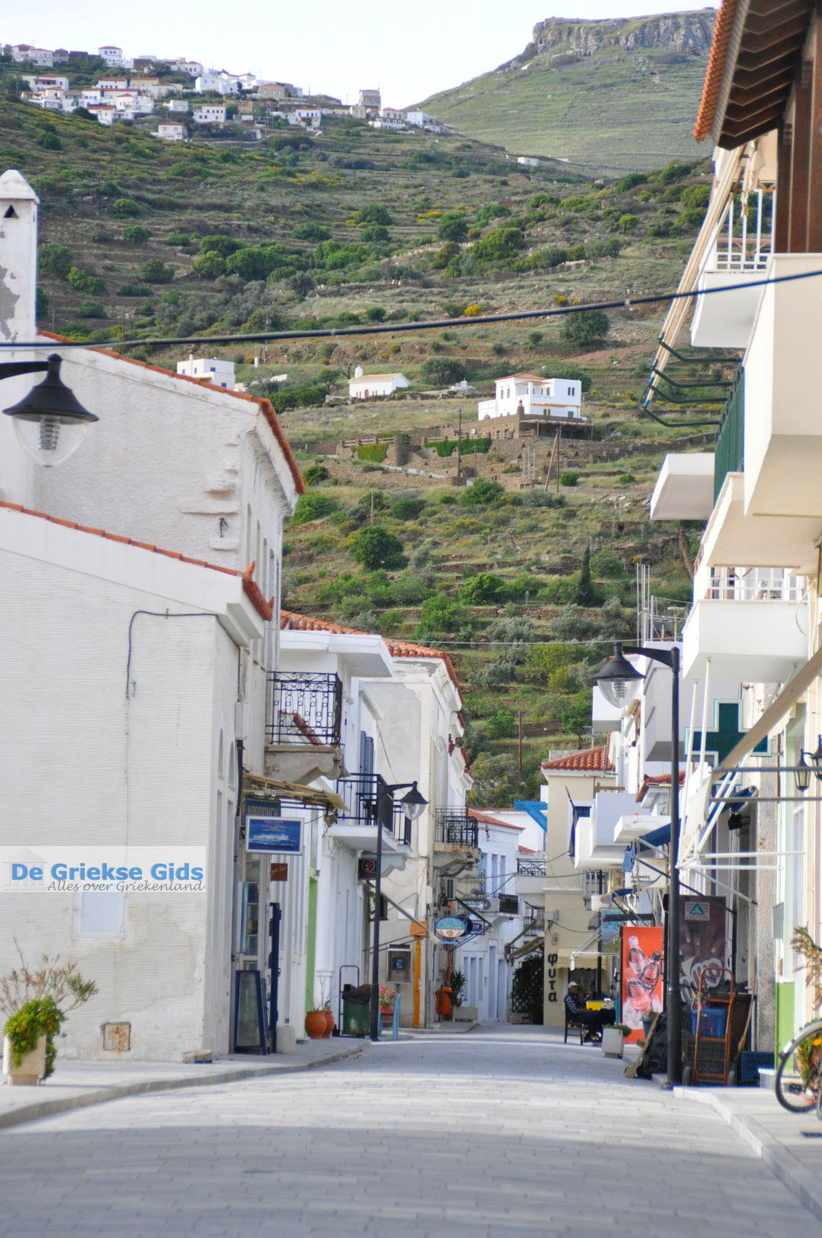 foto Ormos | Eiland Andros | De Griekse Gids | Foto 16