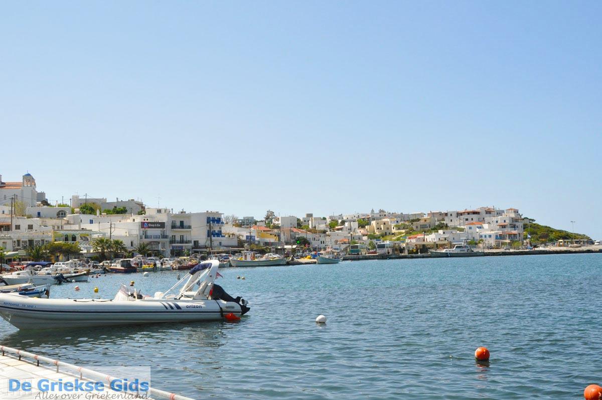 foto Haven Gavrio | Eiland Andros | De Griekse Gids | Foto 1