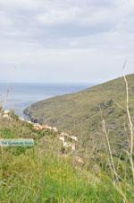 Op weg naar het klooster Panachrantou | Eiland Andros | De Griekse Gids 005