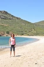 Strand Fellos bij Gavrio | Eiland Andros | De Griekse Gids | Foto 7 - Foto van De Griekse Gids