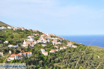 Bergdorpje tussen Ormos und Andros-Stadt | Insel Andros | GriechenlandWeb.de - Foto von GriechenlandWeb.de