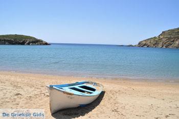 Strand Fellos bij Gavrio | Eiland Andros | De Griekse Gids | Foto 9 - Foto van De Griekse Gids