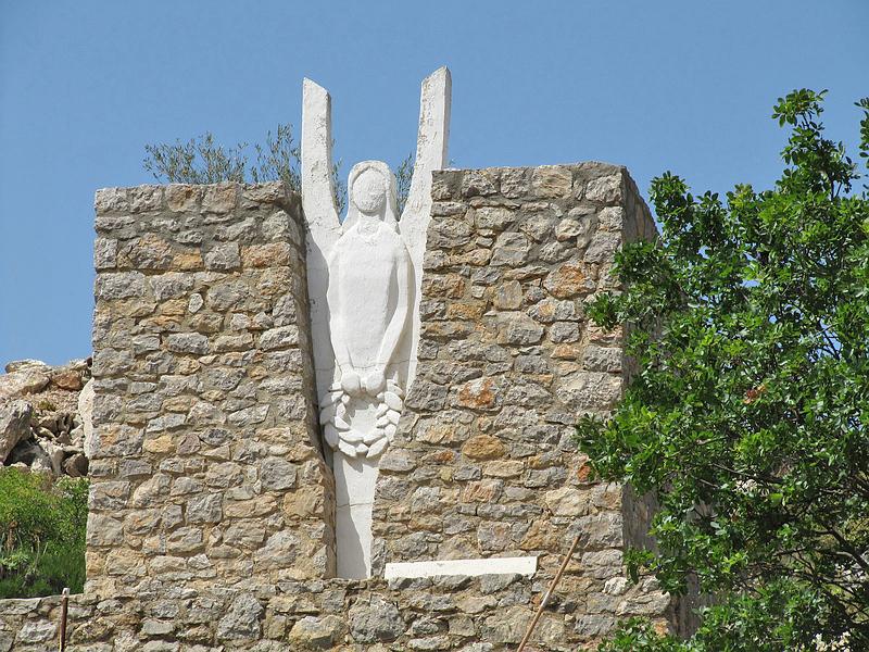 foto Anavatos monument | Chios - De Griekse Gids