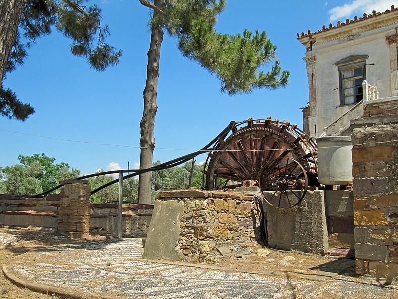 foto Muren Kambos |Chios - De Griekse Gids foto 2