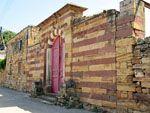 Deur Kambos | Chios - De Griekse Gids - Foto van Doortje van Lieshout