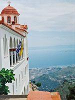 Klooster Agioi Pateres | Chios - De Griekse Gids - Foto van Doortje van Lieshout