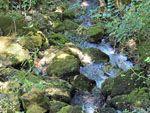 Stromend water Nagos | Natuur Chios - De Griekse Gids - Foto van Doortje van Lieshout