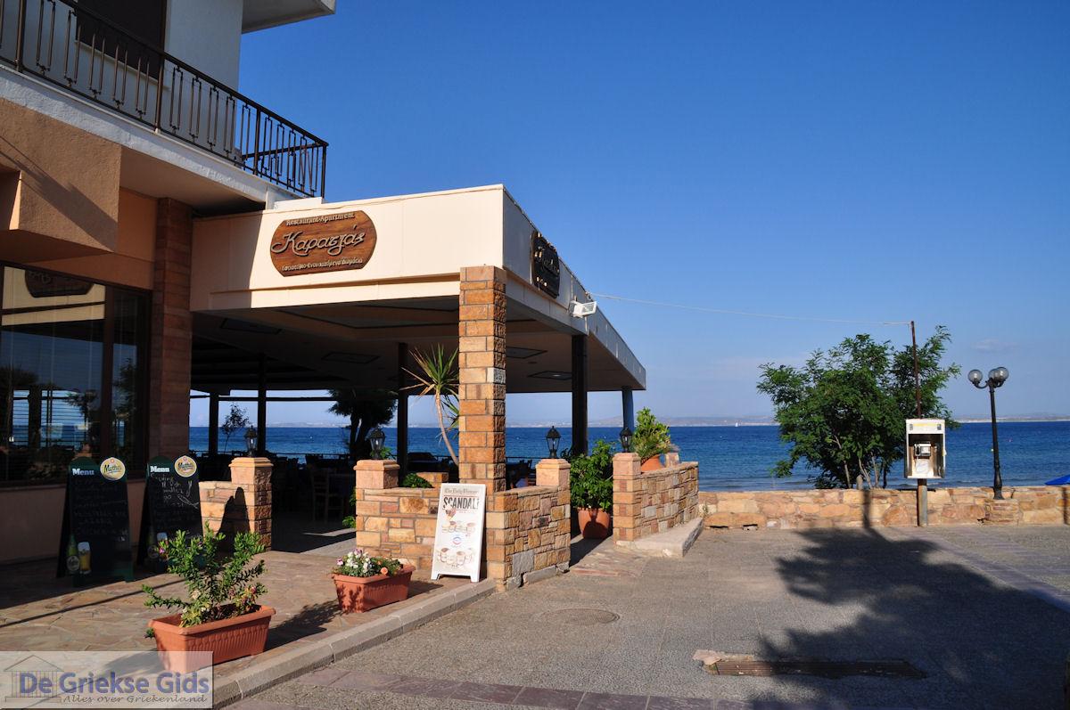 foto Karatzas apartments aan het strand van Karfas - Eiland Chios