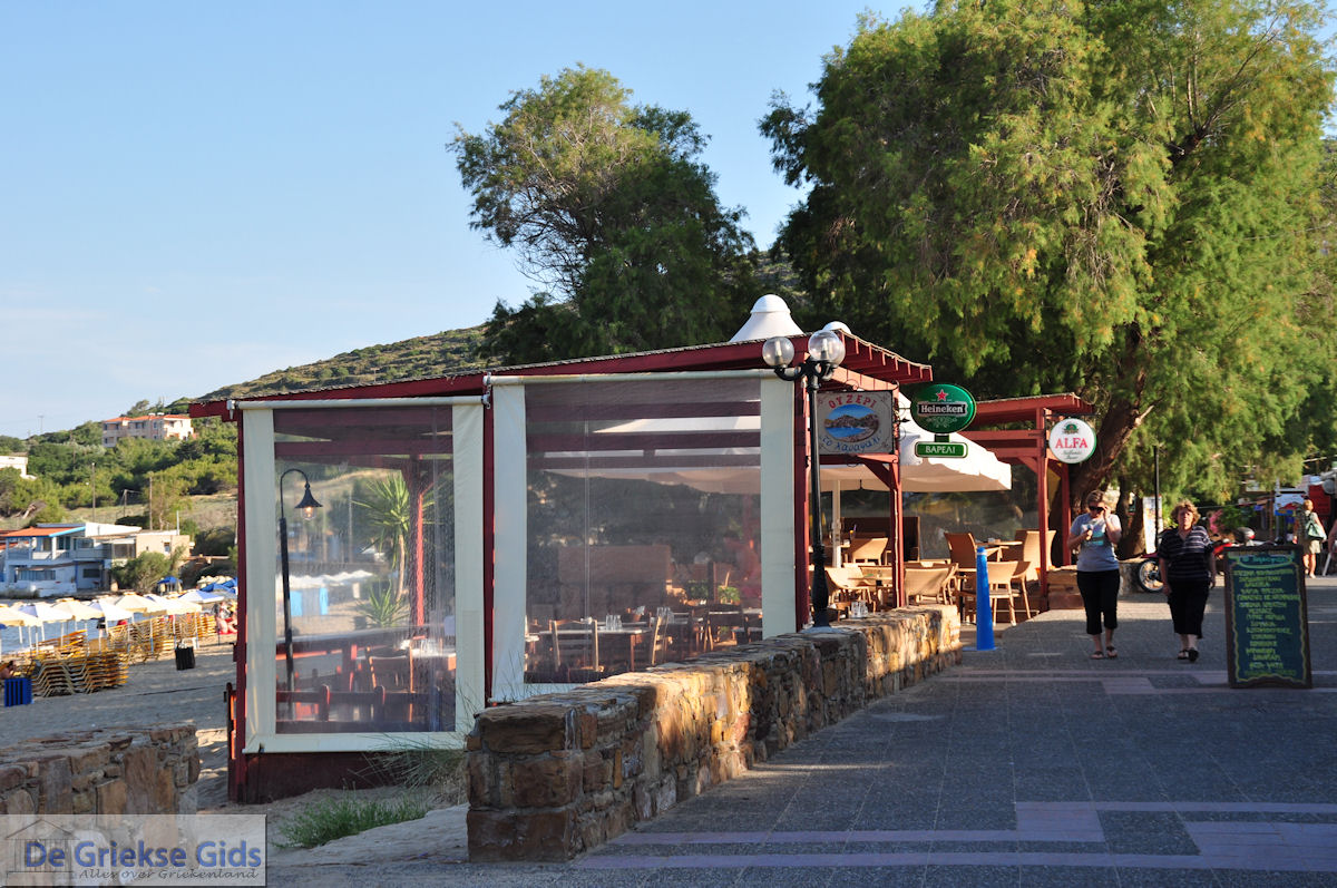 foto Terrasjes Karfas - Eiland Chios