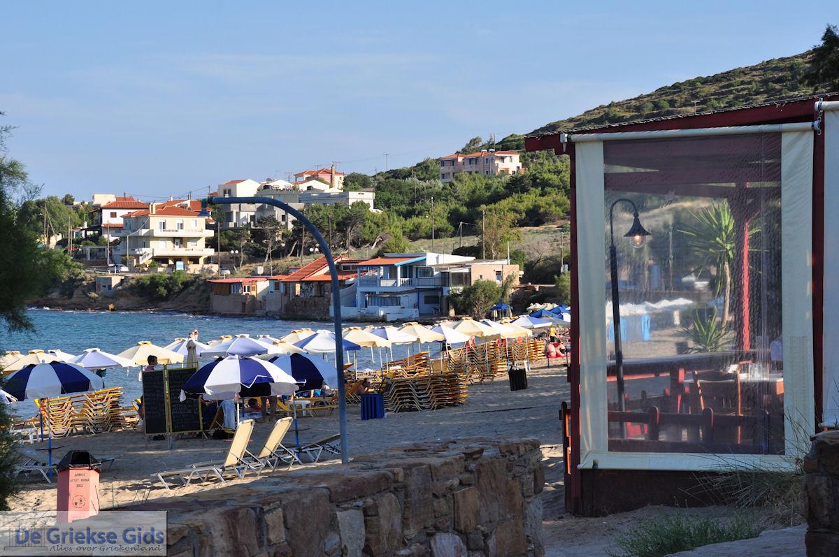 foto Karfas, het meest toeristisch plaatsje van Chios - Eiland Chios