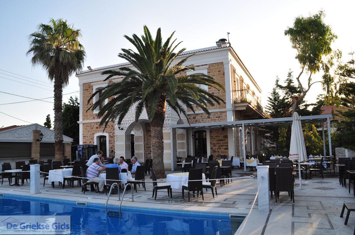 foto Restaurant cafe Grecian Castle Chios stad - Eiland Chios