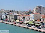 Chios stad, de weg aan de haven - Eiland Chios - Foto van De Griekse Gids