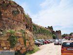 Het nogal vervallen kasteel van Chios stad - Eiland Chios
