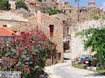 Het dorp van Volissos - Eiland Chios