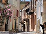 Straatje in het dorp van Volissos - Eiland Chios