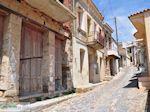 Traditionele huizen Volissos - Eiland Chios - Foto van De Griekse Gids