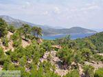 De mooie natuur aan de westkust - Eiland Chios