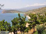 Mooie landschappen westkust - Eiland Chios - Foto van De Griekse Gids
