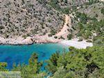 Afgelegen strand aan de westkust - Eiland Chios - Foto van De Griekse Gids