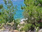 Strand nabij Lithio in de westkust - Eiland Chios - Foto van De Griekse Gids