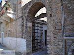 een van de poorten van Mesta - Eiland Chios