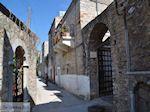 Stenen huizen Mesta - Eiland Chios - Foto van De Griekse Gids