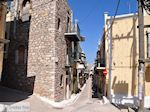 Smalle straatjes Pyrgi - Eiland Chios - Foto van De Griekse Gids