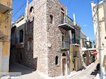 Traditioneel stenen huis in Pyrgi - Eiland Chios - Foto van De Griekse Gids