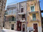 Huizen in Pyrgi - Eiland Chios - Foto van De Griekse Gids
