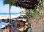 Taverna aan strand Emborios - Eiland Chios - Foto van De Griekse Gids