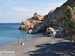 Mavra Volia strand in Emborios - Eiland Chios - Foto van De Griekse Gids