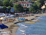 Het gezellige Karfas strand - Eiland Chios - Foto van De Griekse Gids