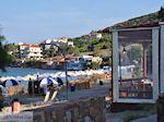 Karfas, het meest toeristisch plaatsje van Chios - Eiland Chios - Foto van De Griekse Gids