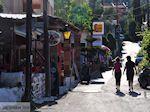 Straatje in Karfas - Eiland Chios - Foto van De Griekse Gids