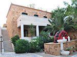 Binnenplaats hotel Grecian Castle - Eiland Chios - Foto van De Griekse Gids