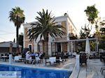 Restaurant cafe Grecian Castle Chios stad - Eiland Chios - Foto van De Griekse Gids