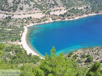 De baai bij Elinda - Eiland Chios - Foto van De Griekse Gids