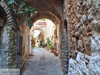 Bogen in Mesta - Eiland Chios - Foto van De Griekse Gids