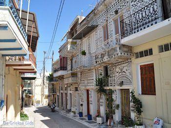 Traditioneel Pyrgi - Eiland Chios - Foto van https://www.grieksegids.nl/fotos/eilandchios/350pixels/eiland-chios-foto-124.jpg