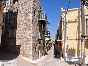 Smalle straatjes Pyrgi - Eiland Chios - Foto van https://www.grieksegids.nl/fotos/eilandchios/350pixels/eiland-chios-foto-125.jpg
